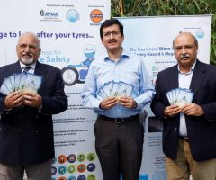 From-left-Mr-V-K-Misra-Chairman-ITTAC-Mr-Ritesh-Kumar-DGM-Retail-Sales-Indian-Oil-Mr-Rajiv-Budhraja-DG-ATMA-releasing-Tyre-Safety-booklets-at-the-launch-of-campaign-4.2